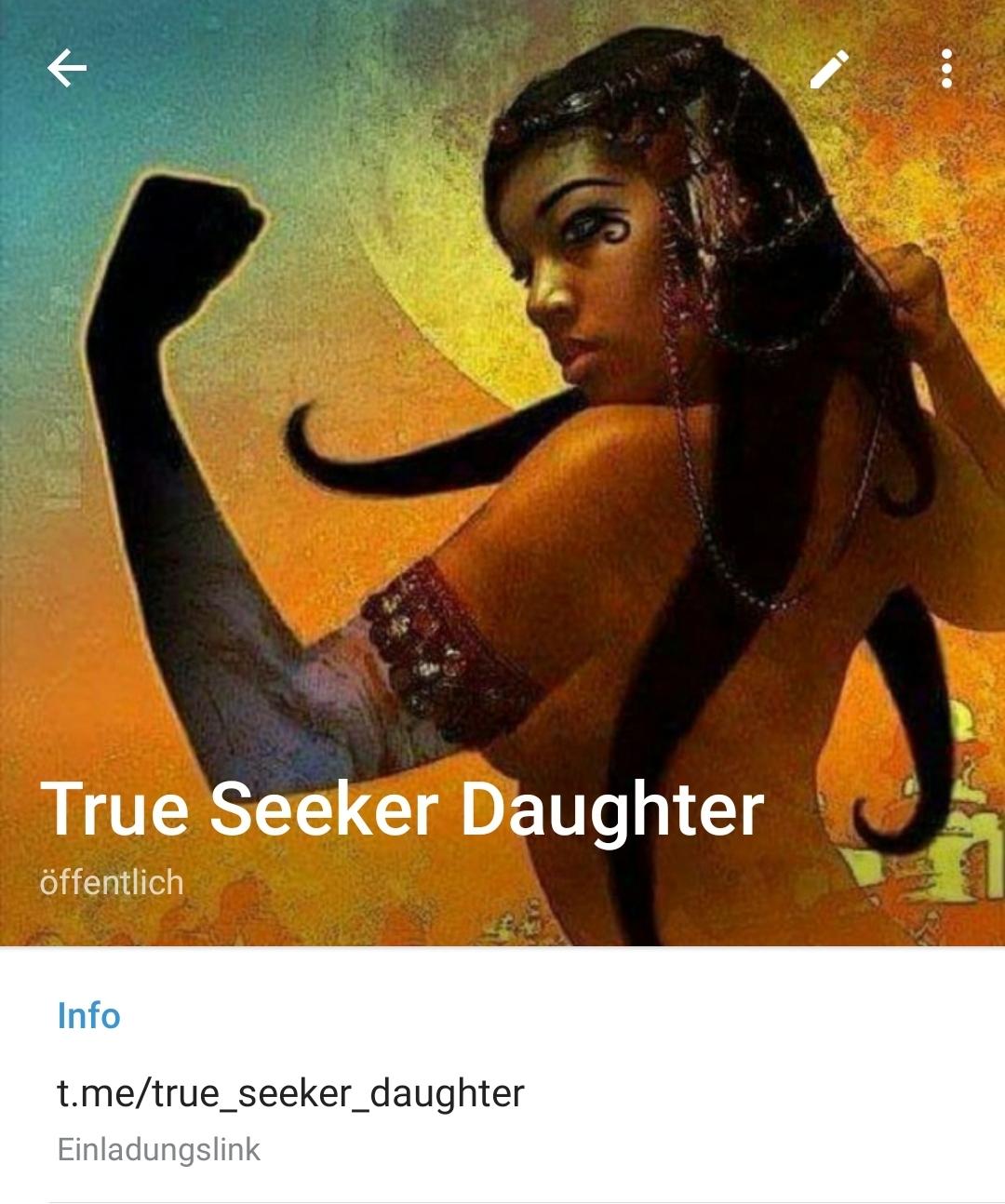 True Seeker Daughter